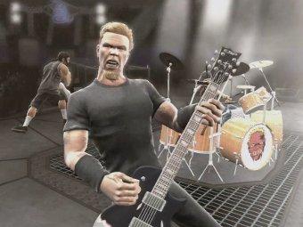 Игра Guitar Hero: Metallica выйдет в Европе в мае