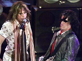 Aerosmith отменили свой первый концерт в Венесуэле