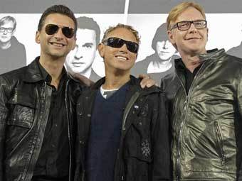 Depeche Mode объявили дату выхода нового альбома