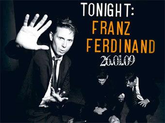 Franz Ferdinand презентовали новый альбом на MySpace