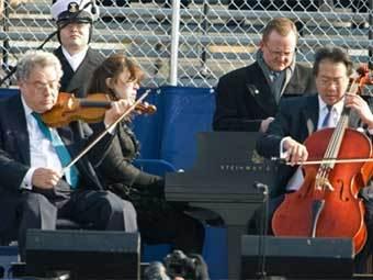 Знаменитые музыканты выступали на инаугурации Обамы под фонограмму