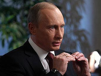 Путін обвинуватив США і Євросоюз у газовій кризі з Україною