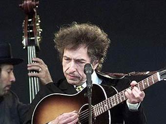 Боб Дилан согласился на использование своей песни в рекламе