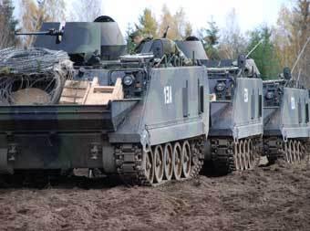 Литва отложила перевооружение армии