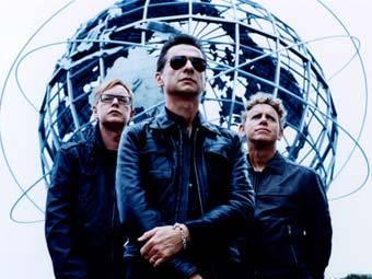 Depeche Mode обнародовали треклист нового альбома