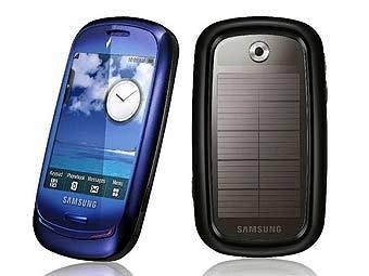 Samsung Blue Earth. Фото Samsung