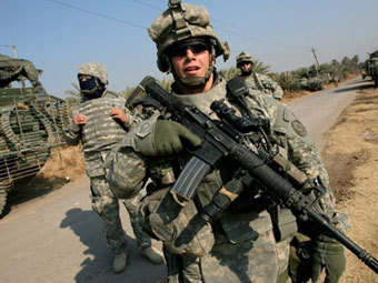 Пендосы в Ираке