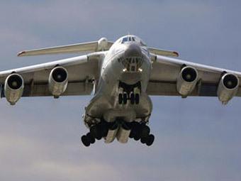 Ил-76. Фото с сайта aircp.com