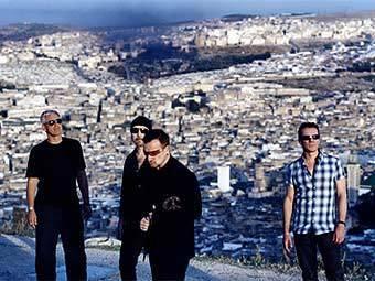 U2 анонсировала расписание своего европейского турне
