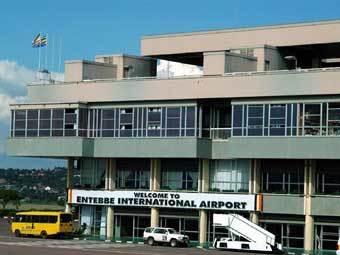 Международный аэропорт Энтеббе. Фото с сайта k43.pbase.com