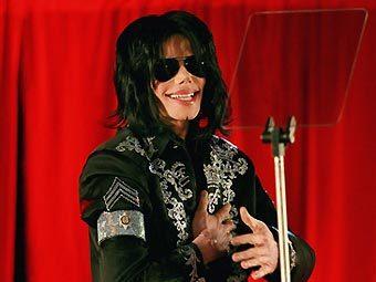 Майкл Джексон даст 23 шоу на O2 Arena