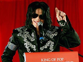 Майкл Джексон выпустит новый сингл