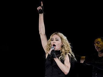 Мадонна выступит в Санкт-Петербурге 2 августа