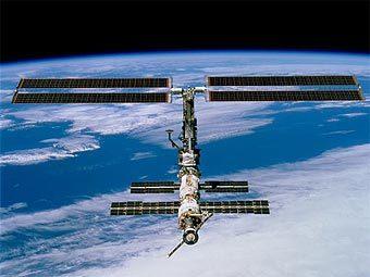 NASA запустило видеотрансляцию с наружной камеры МКС