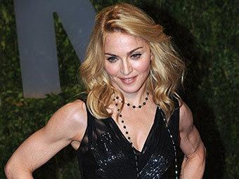 Мадонна отсудила детей у Гая Ричи