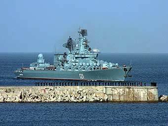 """ГРК """"Москва"""". Фото с сайта cruiser-moskva.info"""