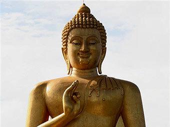 Статуя Будды. Фото ©AFP