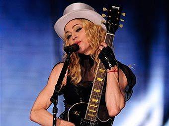 Власти Петербурга сравнили концерт Мадонны со стихийным бедствием