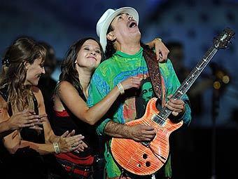 Billboard наградит Карлоса Сантану за вклад в музыку
