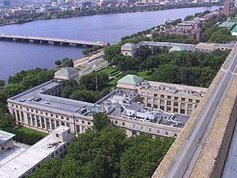 Вид на кампус Массачусетского технологического института. Фото с сайта mit.edu