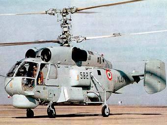 Вертолет индийских ВМС Ка-28 потерпел катастрофу (ПЕРЕВОДНЫЙ)