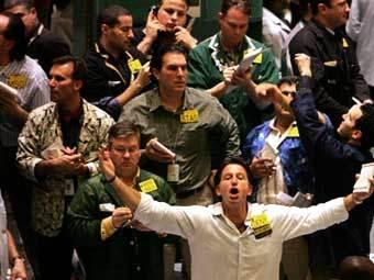 Торговля нефтью на бирже