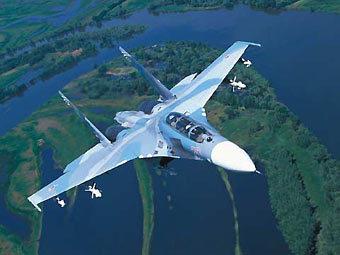 Названа причина крушения Су-27 в Приморье. от...