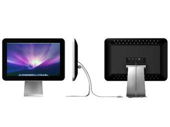 Монитор CinemaView с разъемом Mini DisplayPort. Изображение пресс-службы производителя