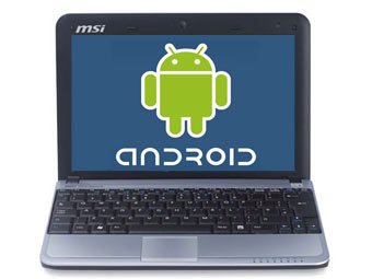 MSI разработала нетбук на базе Google Android