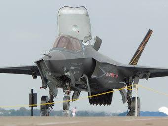 многофункциональный истребитель F-35
