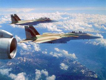 Фото с сайта ВВС Израиля
