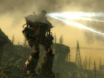 Все дополнения для Fallout 3