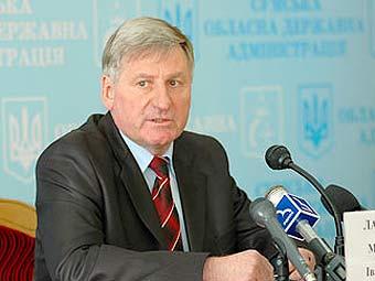 Губернатор Сумской области получил орден от Саакашвили