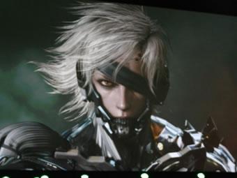 Metal Gear Solid Rising для Xbox 360