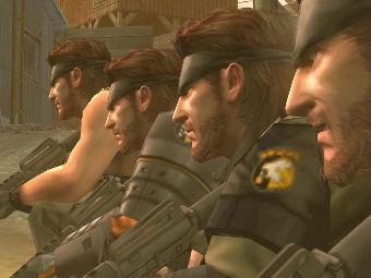 Продолжение Metal Gear Solid 3
