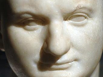 бюст императора Тита