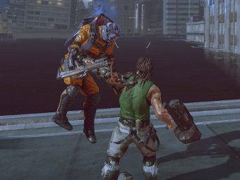 Игра Bionic Commando