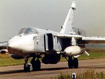 Фотографии Su-24.  Серия современная военная техника.