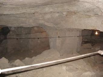 Крупнейшая рукотворная пещера