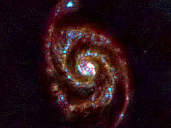 10. Крупнейший орбитальный телескоп Herschel, запущенный в