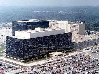 Штаб-квартира Агентства национальной безопасности США. Фото пользователя Duffman с сайта wikipedia.org