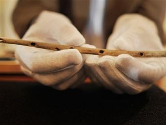 Флейта  древнейший музыкальный инструмент