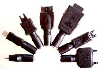 В ЕС введут единую зарядку для мобильных телефонов.