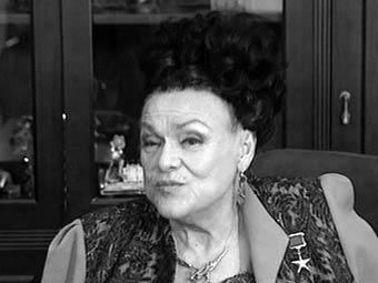 Людмилу Зыкину похоронят 4 июля