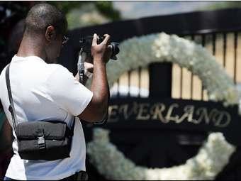 Майкл Джексон не будет похоронен на ранчо Neverland