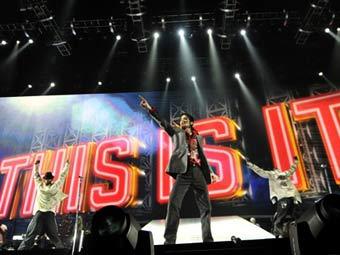 """Джексон оставил лондонским промоутерам """"два полноценных """"живых"""" альбома"""""""