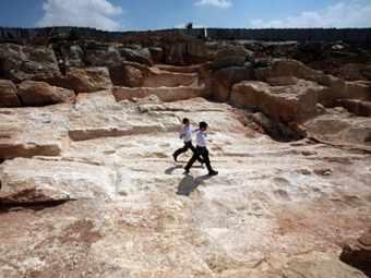 каменоломни царя Ирода
