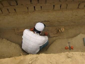 жертва древнего ритуала