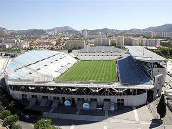 """Стадион """"Велодром"""" в Марселе. Фото ©AFP"""