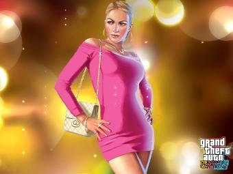 Арт к игре Grand Theft Auto IV: The Ballad of Gay Tony
